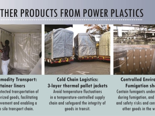 Power Plastics Industrial Covers and Liners